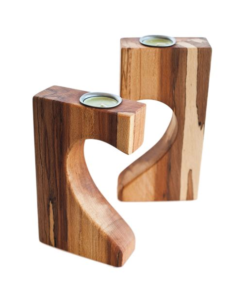 why wooden candle holders is a smart way to decorate your
