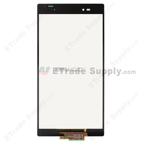 Lcd Z Ultra sony xperia z ultra xl39h lcd screen and digitizer