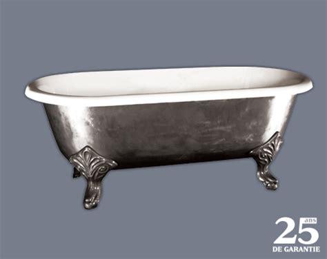 d 233 fendons la baignoire en fonte avec oxame la fonderie