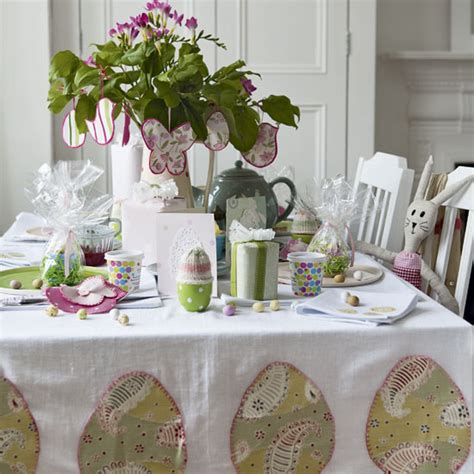 Easter Decorating Ideas Table Setting by Easter Decorations Pretty Craft Ideas Room Envy
