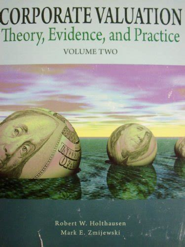 marketing theory evidence practice books corporate valuation theory evidence and practice vol 2