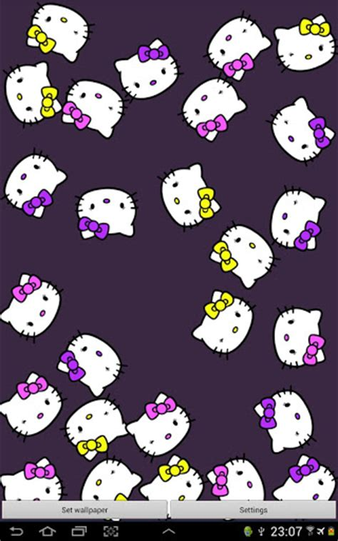 hello kitty leopard wallpaper for android hello kitty wallpaper android wallpapersafari