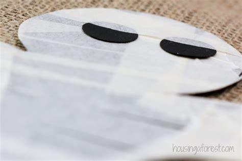 printable mummy eyes masking tape mummy housing a forest