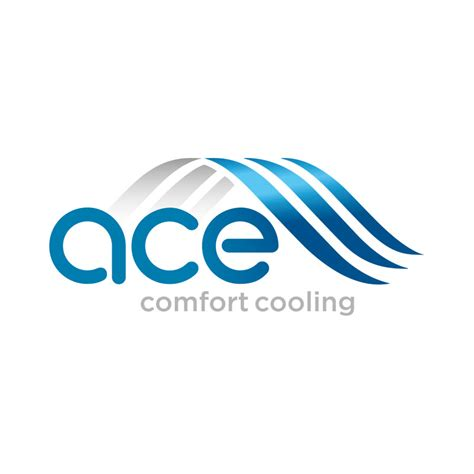 comfort cooling air conditioning logo web design glos five fifty