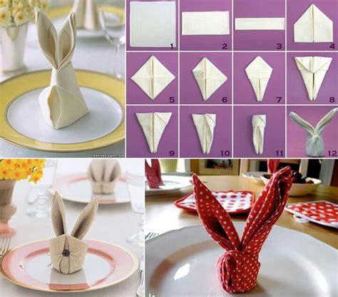 Origami Table Decorations - 1000 id 233 es sur le th 232 me serviette origami sur