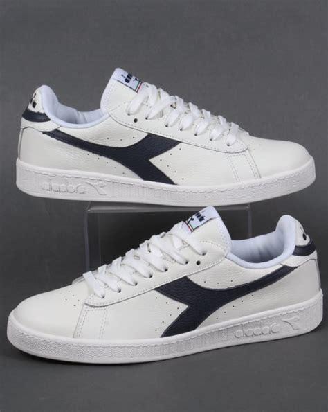 Sandal Diadora New Arrival Gent Navy diadora l low waxed trainers white navy s sneaker tennis
