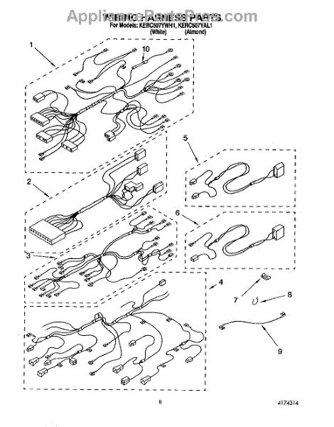 28 17 whirlpool wiring diagrams appliance
