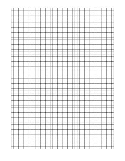 7 best images of free printable graph paper template