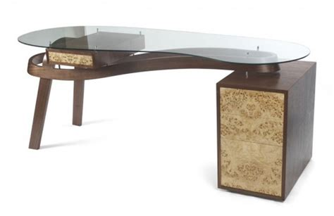 unique desks unique leather mosaic desk decor iroonie com