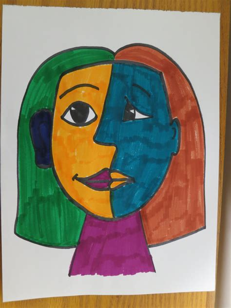 picasso paintings of faces explore picasso faces anythink libraries