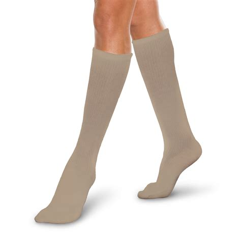 therafirm spun support socks 10 15 mmhg light amazon com therafirm spuntherafirm light