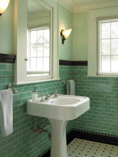 1930s bathroom ideas 33 best 1930 s bathroom images on pinterest bathrooms