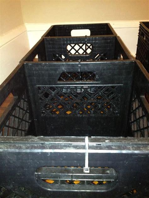 100 days to hippie day 2 diy milk crate bed frame