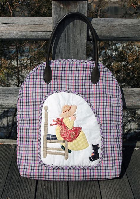 Japanese Patchwork Bags - japanese patchwork bag diy tutorial ideas