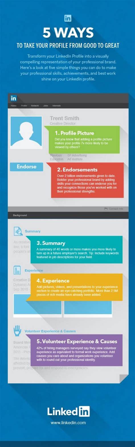 5 tips for linkedin profile