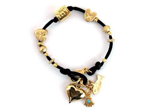Pendant String Bracelet buy kabbalah pendant charms and hamsa bracelet on silk