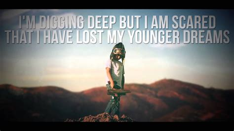 night younger dreams lyric video youtube