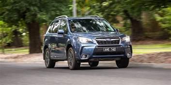 Subaru Forester Xt Review 2017 Subaru Forester Xt Premium Review Caradvice