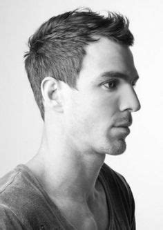 haircut for hawk nose men 1000 images about short hairstyles for men on pinterest