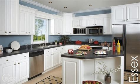Sunco Kitchen Cabinets Sunco Kitchen Cabinets Tuscany White Shaker Cabinet Sunco Kitchen Collection