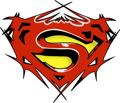 tribal superman tattoo pictures tribal superman logo images