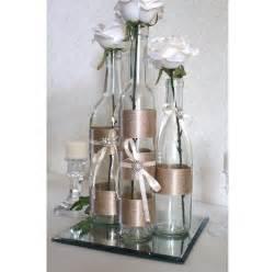 Wine bottle decor wedding table centerpieces centerpiece ideas on