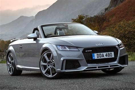 Audi Tt Rs Roadster Price by Audi Tt Rs Roadster Review 2016 Parkers