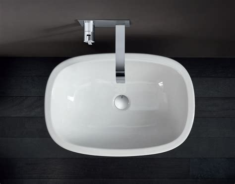 nic design milk lavabo milk freestanding washbasin by nic design