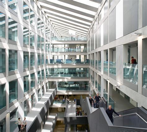 Manchester Metropolitan University Business School Work FCBStudios