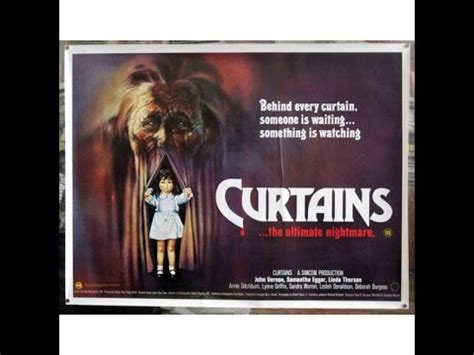 curtains the movie curtains 1983 movie review youtube