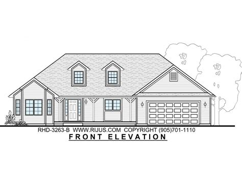Canadian Bungalow House Plans Rijus Home Design Ltd Ontario House Plans Custom Home Designs Niagara Hamilton Welland