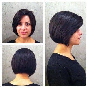 the salon guy bob short cut french bob hair cut hair short chic pinterest