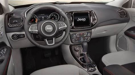 jeep compass interior dimensions jeep compass 2017 dimensions boot space and interior