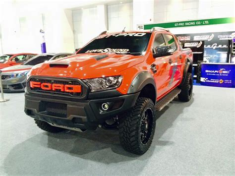 Ford Ranger Raptor亮相曼谷车展? | automachi.com F 150 2015