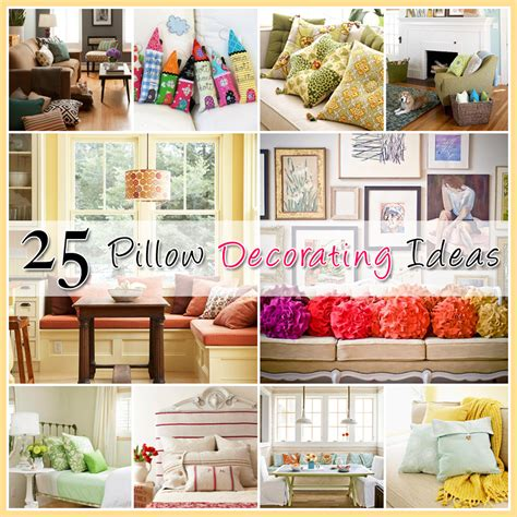 How To Decorate With Pillows by 25 Ideas For Decorating With Pillows The Cottage Market