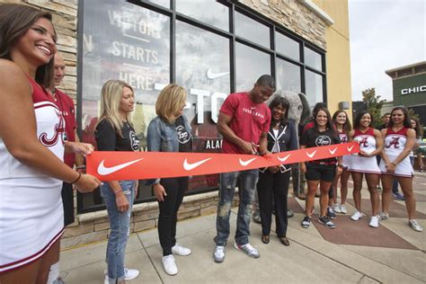 towns near me rise and roll t town nike comes to tuscaloosa nike news