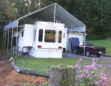 lasting rv siding 25 best ideas about rv carports on rv shelter