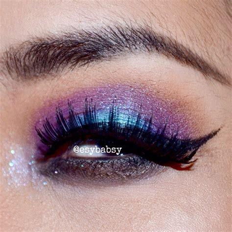 Eyeshadow Di Bawah 50k lunatic vixen review silky duo eye shadow purple no 2