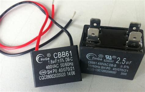 capacitor cbb61 reemplazo uncategorized page 249 airea condicionado
