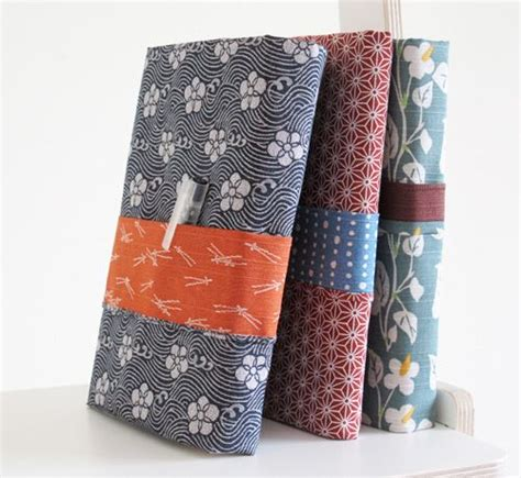 Fabric For Covers by Best 20 Fabric Book Covers Ideas On Fabric