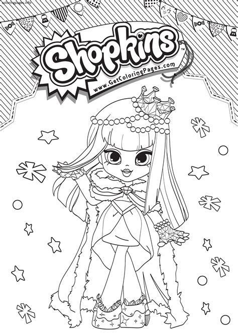 Lipstick Birthday Edition Seri A 1 shopkins coloring pages pdf free coloring pages at