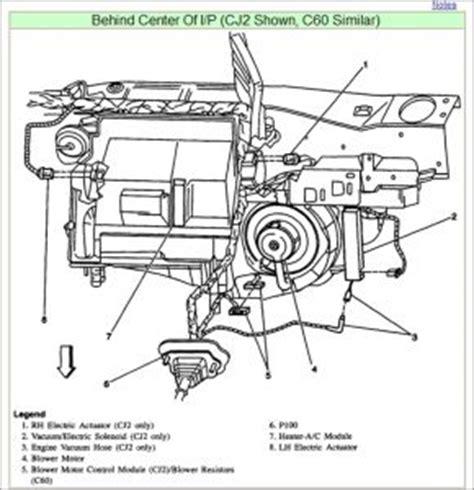 replace blower motor resistor 2002 grand prix 1998 pontiac grand prix heater blower motor replacement