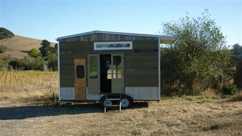 tiny house craigslist she built her tiny house with 3500 and a little work