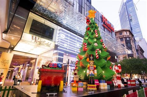 australia loves their lego christmas my merry christmas
