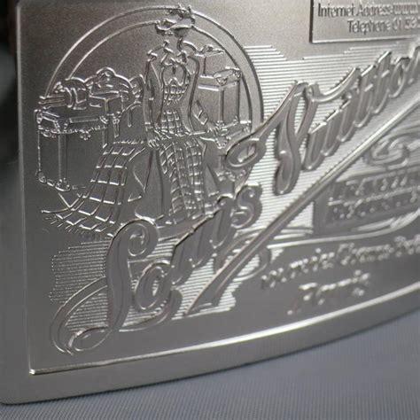 Sabuk Louis Vuitton Lv Belt Black Buckle Silver Mirror Quality louis vuitton size 34 black leather silver travelling requisites buckle belt at 1stdibs
