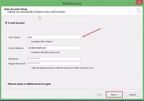 Microsoft Email Search Help How To Add An Account In Outlook 2016 Outlook Email