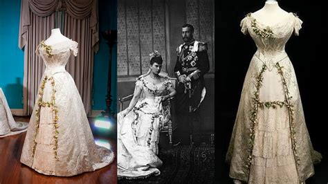 Longdress Margarita Cc the wedding dress of of teck who became