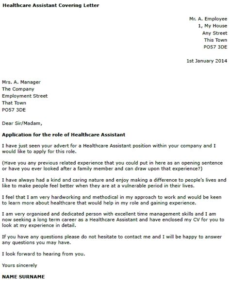 Covering Letter For Health Care Assistant by Caregiver Letter Of Recommendation Best Template Collection