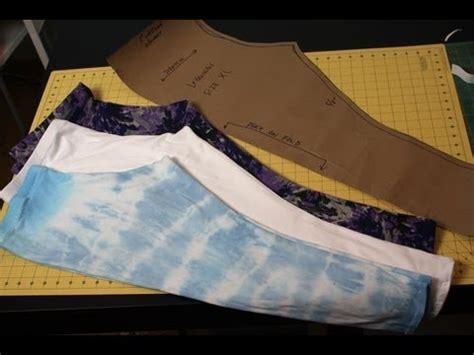 latex tutorial portuguese how to make leggings