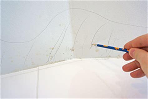 Badezimmer Decke Gipskartonplatten by Schimmel An Der Decke Beseitigen Anleitung Tipps Vom